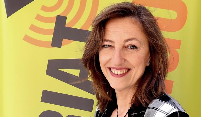 L'Anna Gallego és la coordinadora del programa. Font: VxL
