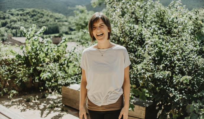 Mariona López és impulsora de Wàitala, la plataforma de comunicació ètica Font: Wàitala