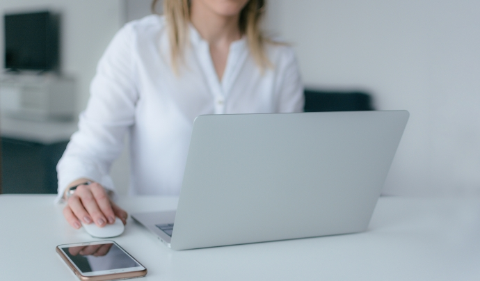 El webinar ha aprofundit en conéixer la importància del SEO i ha ofert recomanacions a l'hora de redactar continguts web. Font: Llicència CCO.