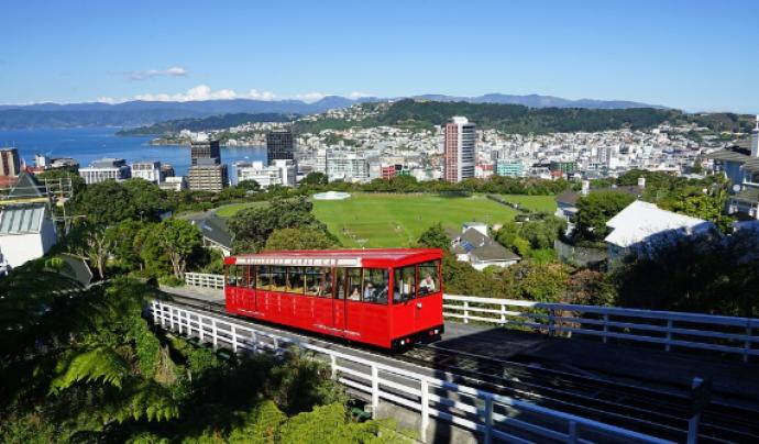 La capital de Nova Zelanda serà la seu de la trobada mundial LGTBI. Font: Pixabay