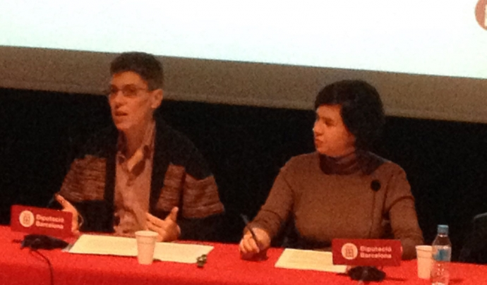 Lucas Platero i María Rosón.