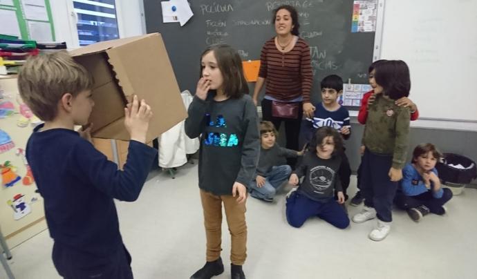 Marta Junco realitza tasques d'educomunicació a Teleduca, Educació i Comunicació. Font: Teleduca