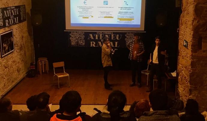 Oasiurbà promou la transformació social a través de l'habitatge.  Font: Oasiurbà