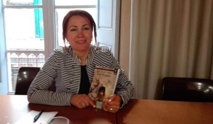 Jamila Al Hassani, escriptora feminista Font: cedida