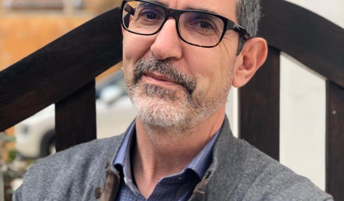 Francesc Núñez, sociòleg i filòsof membre del Colpis i professor de la UOC. Font: Francesc Núñez