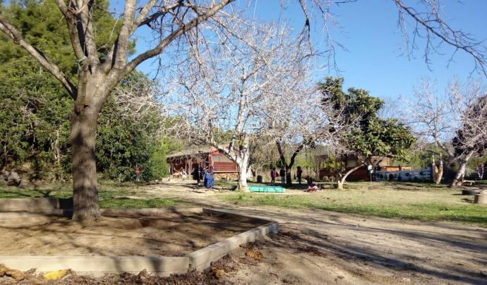 El Petit Eden és un projecte d'acompanyament de la infància situat a les afores de Sant Pere de Ribes. Font: Petit Edèn