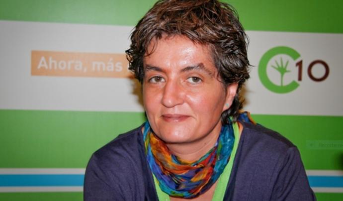 Cristina Sànchez serà la nova presidenta de la Xarxa per a la Conservació de la Natura. Font: XCN