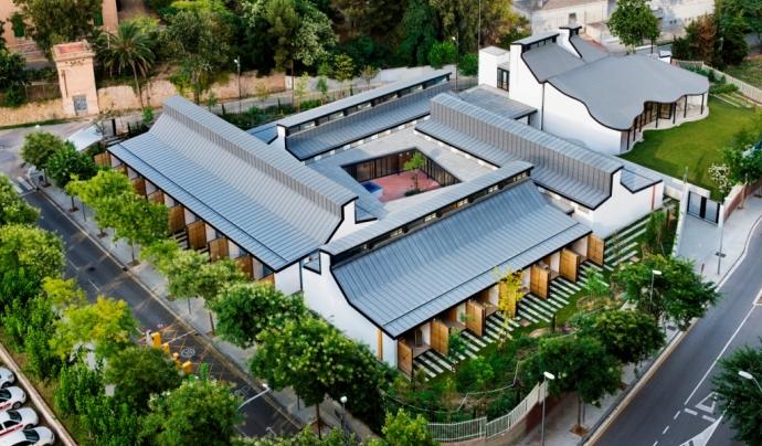 La Casa els Xuklis ofereix vint-i-cinc apartaments per famílies que han de desplaçar-se lluny de casa per rebre el tractament.  Font: AFANOC