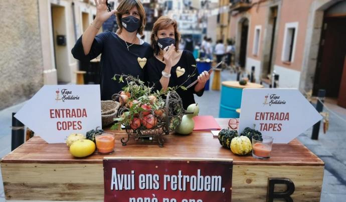La 'Tapa solidària' arriba a la seva vuitena edició.  Font: Fundació Canpedró