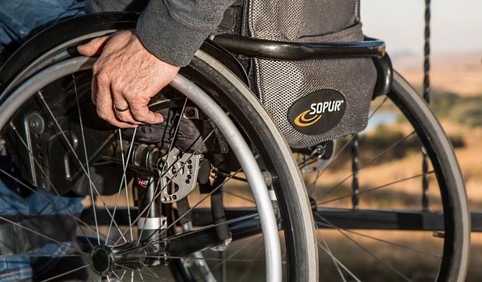 Segons la Fundació ONCE, el 14,9% de les persones treballadores amb discapacitat es troben en risc de pobresa. Font: Pixabay