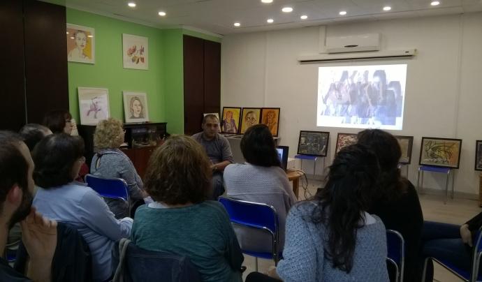 Conferència Font: Associació de familiars de malalts mentals de Catalunya