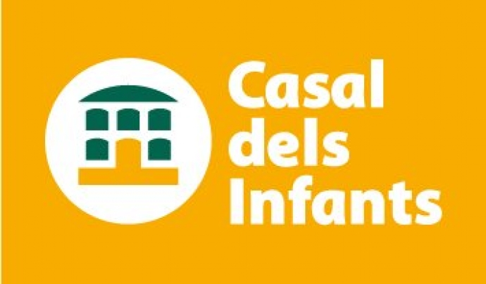 Logotip del Casal dels Infants.
