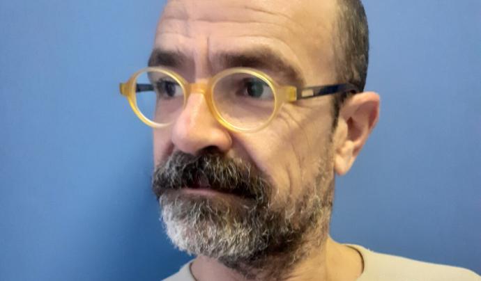 David Paricio, coordinador SIDA STUDI Font: SIDA STUDI