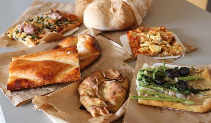 Alguns dels aliments elaborats per Eixarcolant al Forn de Jorba Font: Eixarcolant