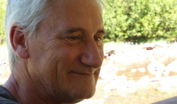 Xavier Badia coordina el voluntariat de Justícia i Pau als centres penitenciaris. Font: Justícia i Pau
