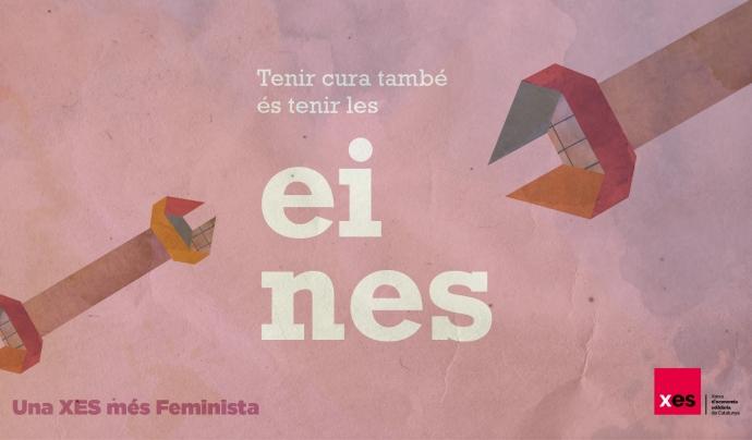 La campanya #UnaXESMésFeminista pretén fer difusió i sensibilitzar les entitats membres de la necessitat d'adherir-se al protocol Font: XES