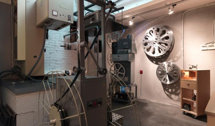 Els cinemes ja poden obrir a partir de la fase 2 amb aforament limitat. Font: Zumzeig