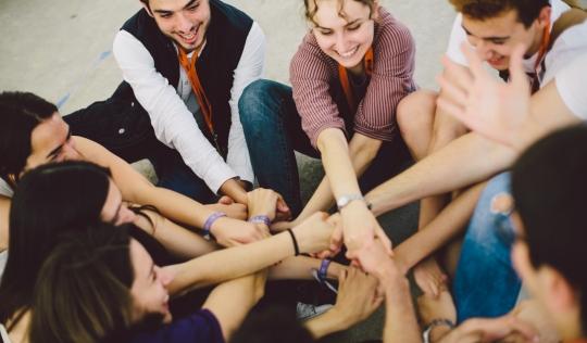 Associacionisme juvenil. Font: Xarxanet