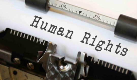 Human rights. Font: thebluemondaygallery.com