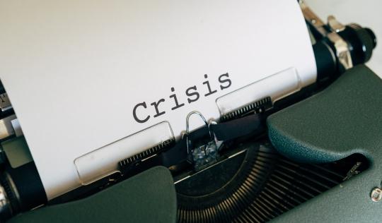 Màquina d'escriure Font: Markus Winkler a Unsplash
