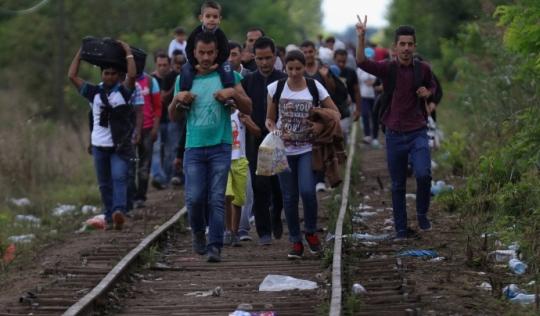 A Espanya van arribar 2.792 persones refugiades de les 17.337 previstes. Font: Xarxanet