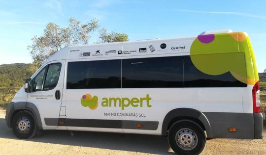 Vehicle Ampert Font: Ampert