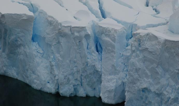 El desglaç és una situació irreversible. Font: Jordi Camins Just