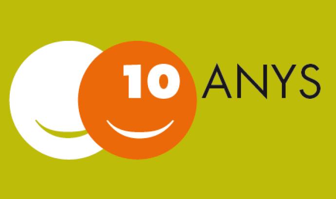 10 anys Voluntariat per la llengua Font: