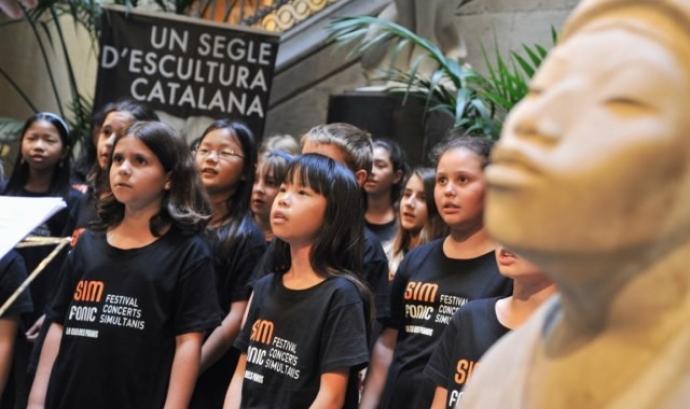 Fes-te voluntari del Festival Simfònic!  Font: