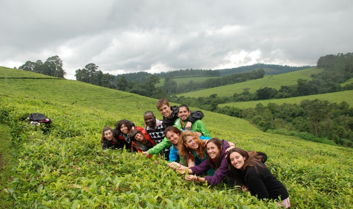 Camps de Solidaritat 2013 a Camerún-Kumbo Font: SETEM Font: