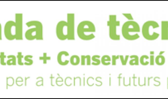 Diada de Tècniques - Tallers pràctics entorn la conservació i la gestió d'entita
