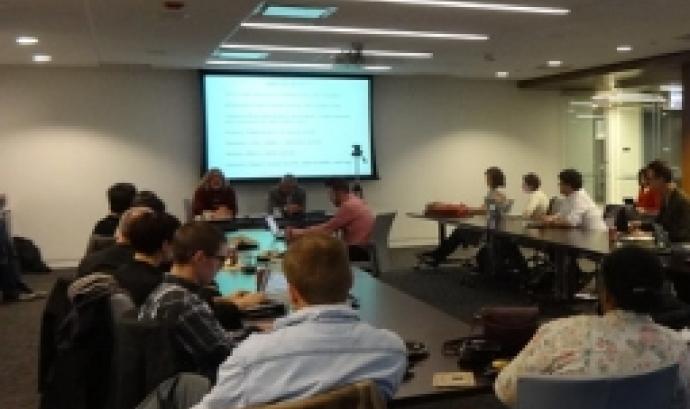 Fotografia del congrés OpenGovChicago. Imatge de Daniel X. O'Neil amb llicència d'ús CC BY 2.0