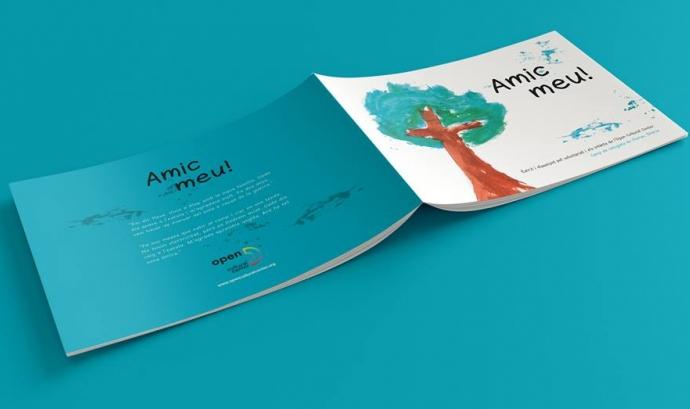 """Conte """"Amic Meu"""" Font: Open Cultural Center"""