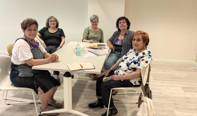 L'entitat fa més d'una dècada que realitza accions a favor de les dones. Font: Sandra Pulido
