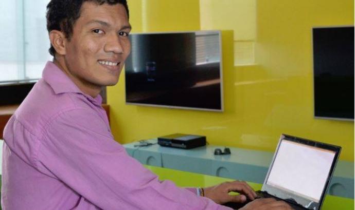 Voluntari online del UNV Font: Online Volunteering