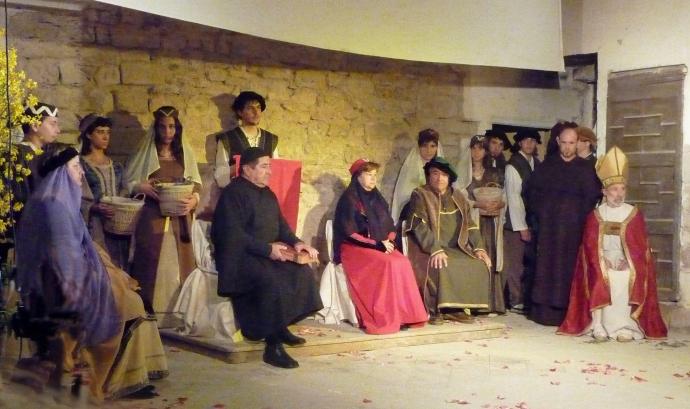 Activitat de commemoració del Mil·lenari de les Torres de Fals