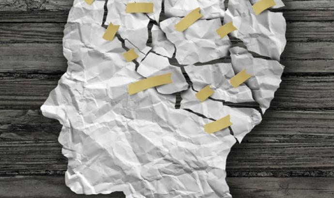 Una de cada quatre persones patirà un problema de salut mental al llarg de la seva vida, segons l'OMS. Font: Pixabay Font: