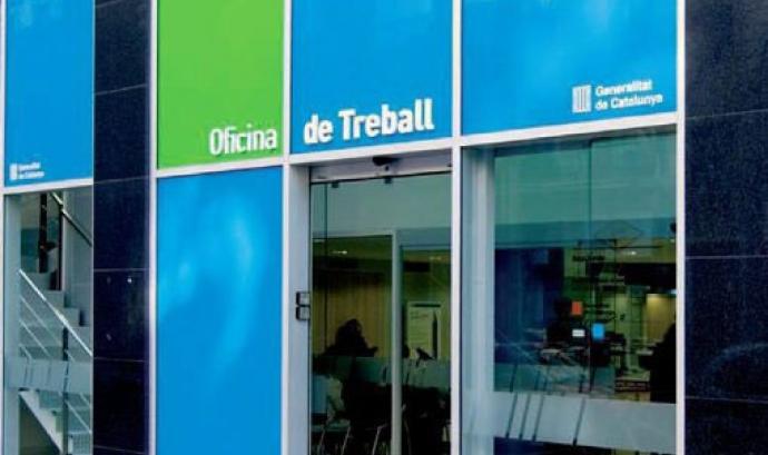 Oficina de treball de la Generalitat de Catalunya Font: