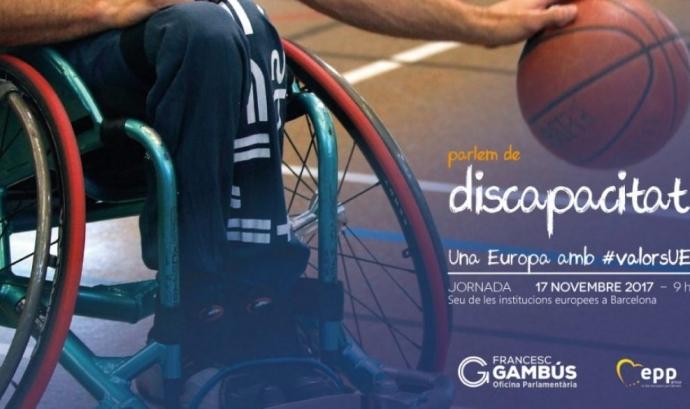 """Jornada """"Parlem de discapacitat"""""""
