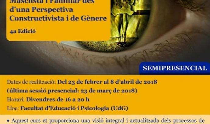 Detecció, Intervenció i Derivació en Violència Masclista i Familiar des d'una Perspectiva Constructivista i de Gènere
