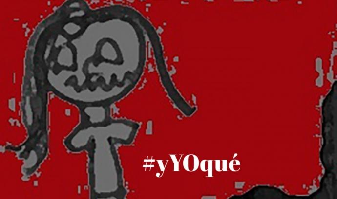 Dibuix de la campanya #Yyoqué d'ABD