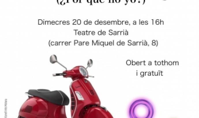 Obra de teatre inclusiu 'Per què no jo?' a Barcelona