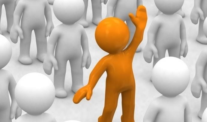 Llistat amb les eines per a la captació de persones voluntàries Font: