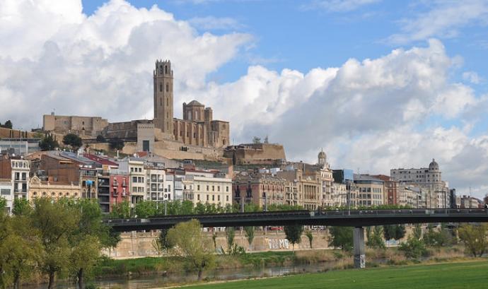 Imatge de La Seu Vella de Lleida Font: FCVS