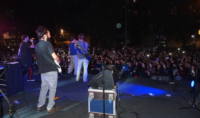 Concert a la Lali Jove 2016