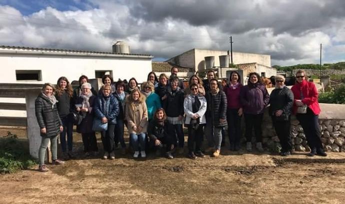 Associació de Dones del Món Rural, Pageses i Ramaderes de Catalunya Font: Associació de Dones del Món Rural, Pageses i Ramaderes de Catalunya