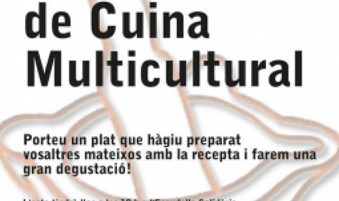 2a Jornada Multicultural de Cuina. Font: Facebook