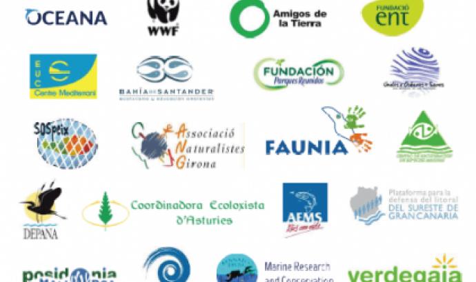 28 entitats ambiental signen una petició per aturar la sobrepesca (imatge: ent.cat) Font:
