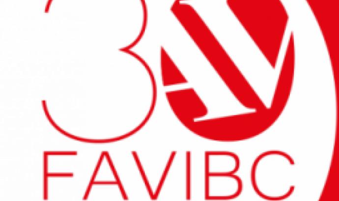 Cartell de la presentació del 30è aniversari de La FAVIBC