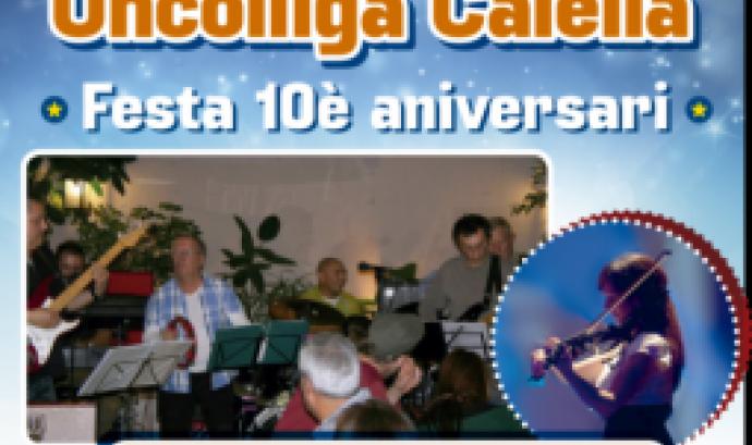 10è Aniversari d'Oncolliga a Calella